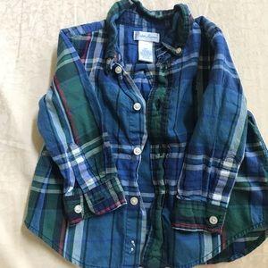 Ralph Lauren 9-12 months Shirt